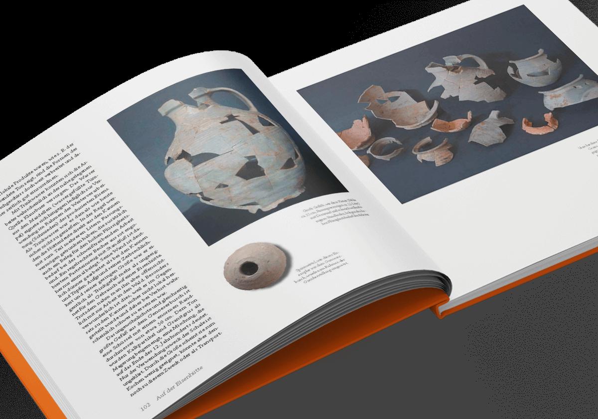 Buchgestaltung Referenz Genoeserbusch Bilder