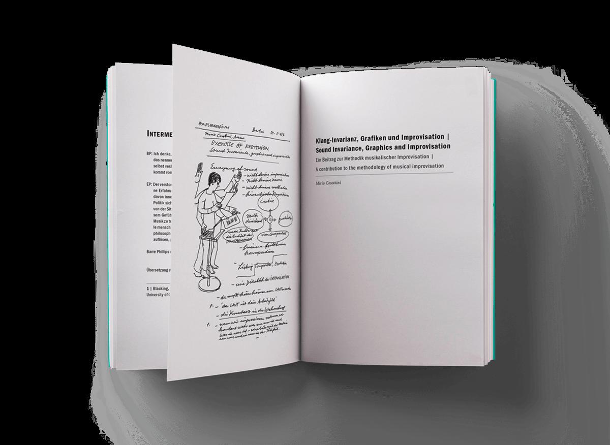 Buchgestaltung Referenz transcript Verlag innen