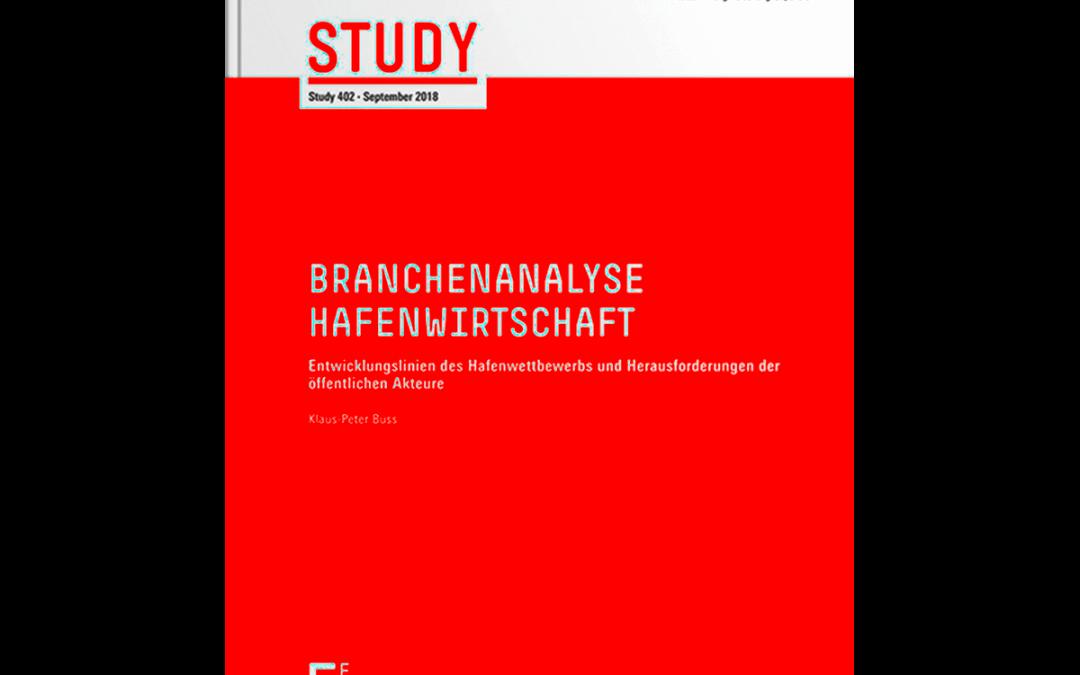 Hans Böckler Stiftung – Branchenanalyse Hafenwirtschaft
