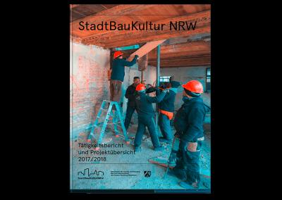 StadtBauKultur NRW – Tätigkeitsbericht und Projektübersicht.