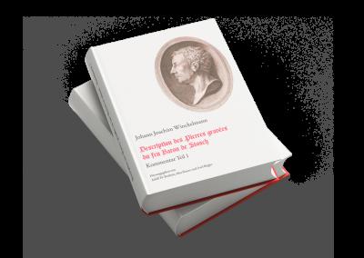 J. J. Winckelmann. Schriften und Nachlaß