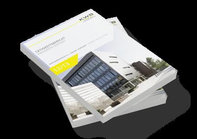 KWS Energy Knowledge eG – Tätigkeitsbericht