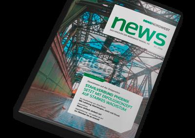 news. Das Magazin der Nordwest Handel AG.